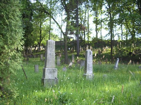 ľidovský hřbitov