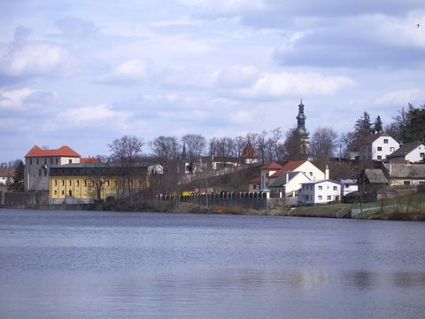 rybník Peklo