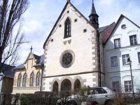 kostel sv.Anny se ąpitálem