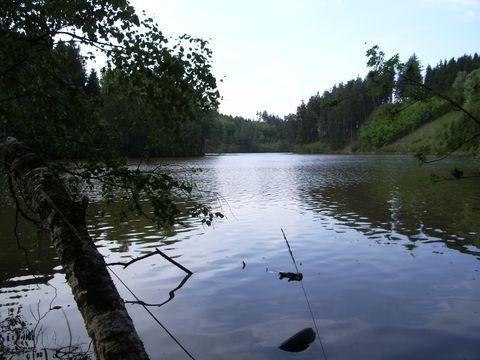 rybník Kukle