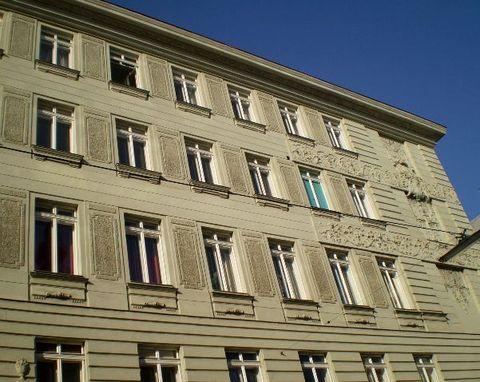 byt Gustava Mahlera byl v nejvyšším poschodí