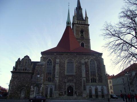 kostel sv. Petra a Pavla v Čáslavi