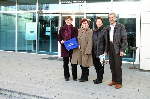 delegáti z oblasti KČT Vysočina