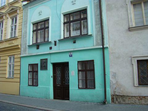 rodný dům Maxe Svabinského