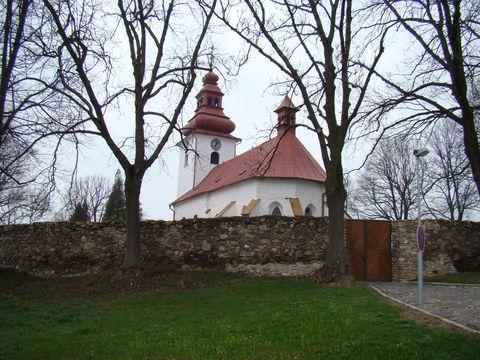 kostel sv.Jakuba Větąího