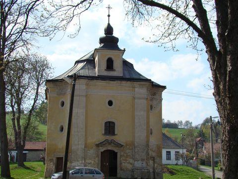 Mirosov-kostel Sv.rodiny