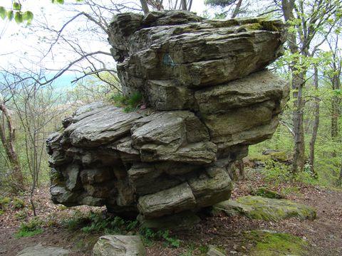 přírodní památka Peperek