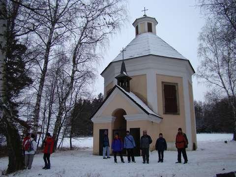 kaple sv.Karla Boromejského