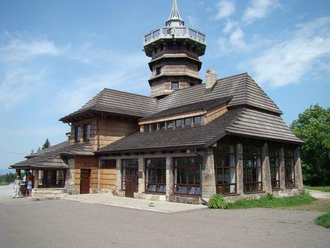 Jiráskova chata na Dobrosově