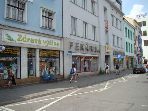 ideální sestava obchodů pro turisty