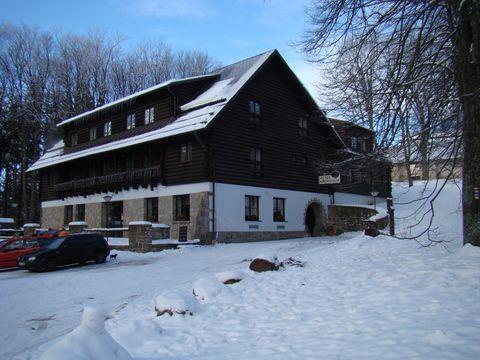 hotel na Křemesníku