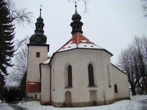 kostel sv. Jakuba Větąího ve ©tokách