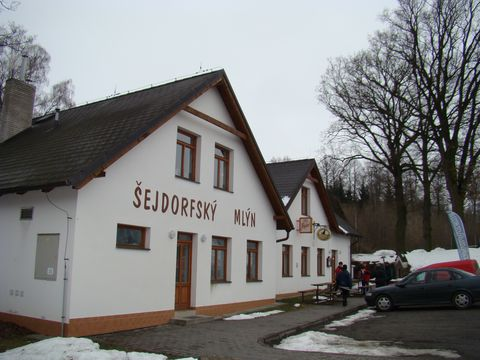 Sejdorfský mlýn v Okrouhličce