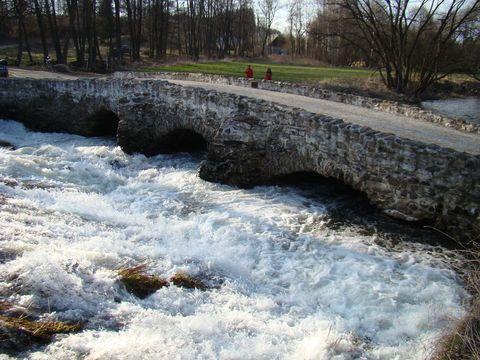 jarní vody U Lutriána