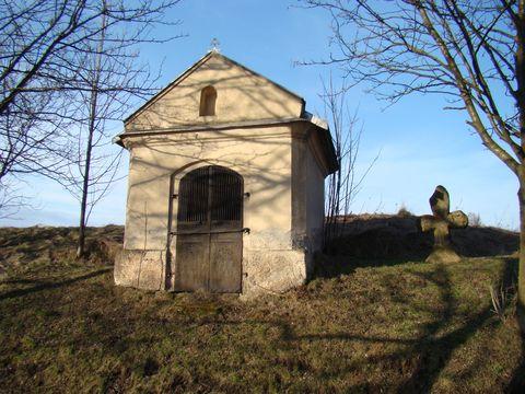 Klábenesova kaplička u Věznic