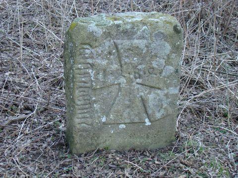 nejstarsí smírčí kámen na Vysočině