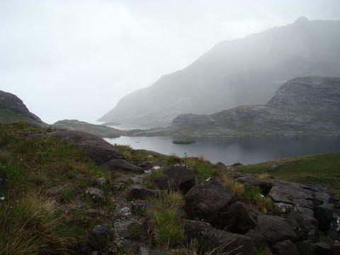 jezero Coruisk