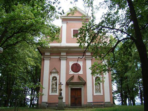 kaple Narození Panny Marie v Hájku