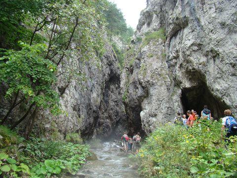 vstup do Prosiecké doliny