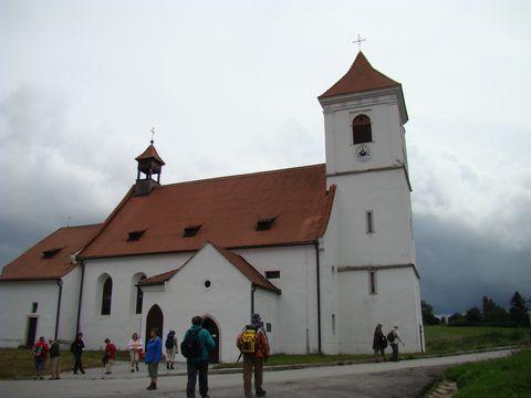 kostel sv. Martina v Polné 1