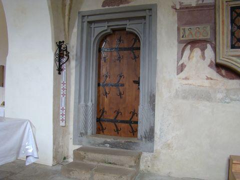 kostel sv. Martina v Polné 4