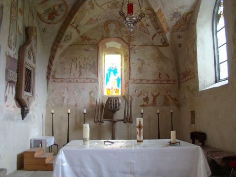 kostel sv. Martina v Polné 3