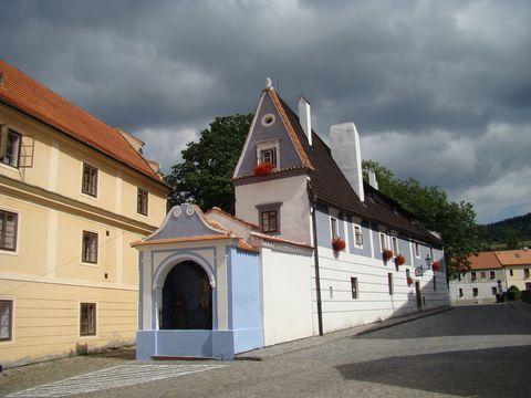 Český Krumlov 1