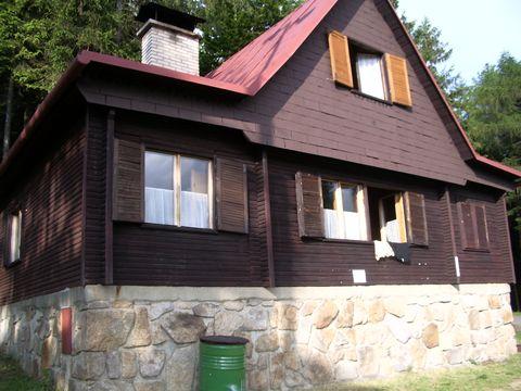 lyľařská chata u sjezdovky