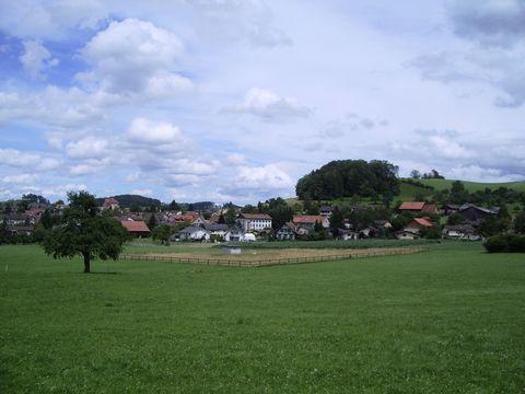 ąvýcarský venkov