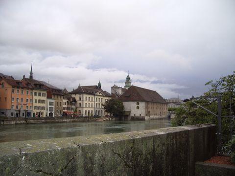 ubytování v Solothurnu