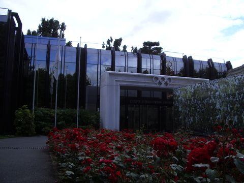 sídle Mezinár.olymp.výboru