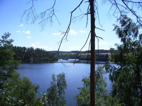 ®elivská přehrada