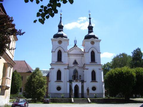 klásterní kostel