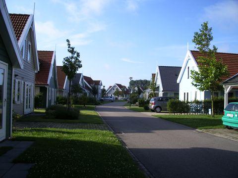 prázdninové městečko Aqua Delta