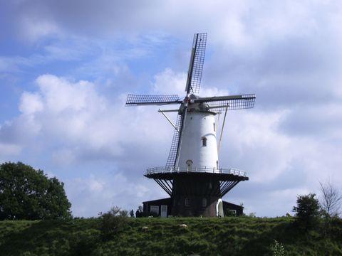 mlýn u Veere