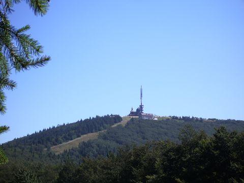 vrchol Radhoątě
