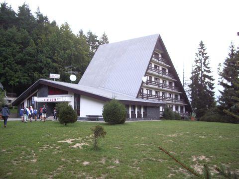 hotel Piatrová ve Vrútkách