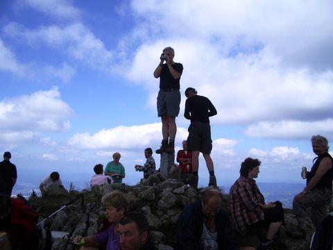 vrchol Mincolu