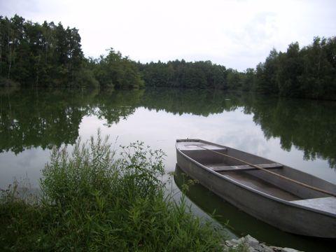 ráj rybářů