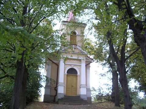 kaple sv.Anny u Chotěbore