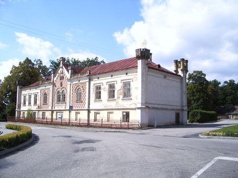 zámek v Libici nad Doubravou