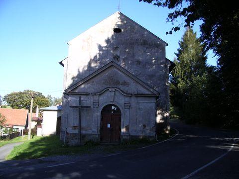 kaple sv.Anny v Modletíně