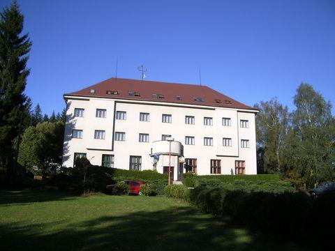 ubytování v Horním Bradle