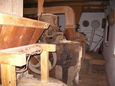 zařízení mlýna