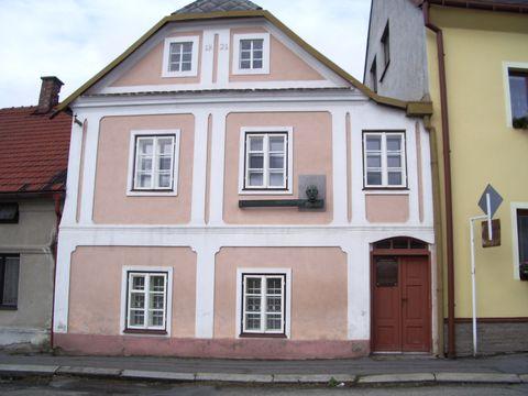 rodný dům Otokara Březiny