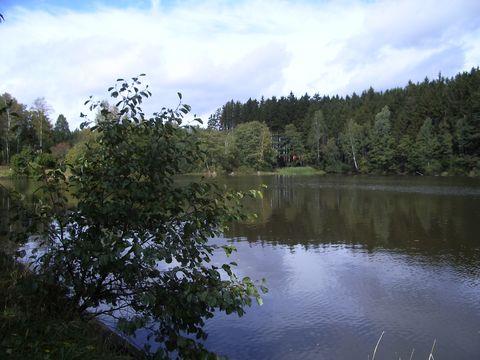 rybník Volmanec