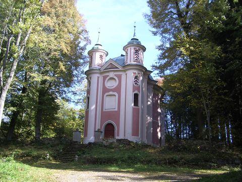 kaple sv.Kateřiny