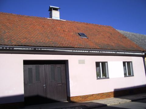 zde bydlel O.Březina