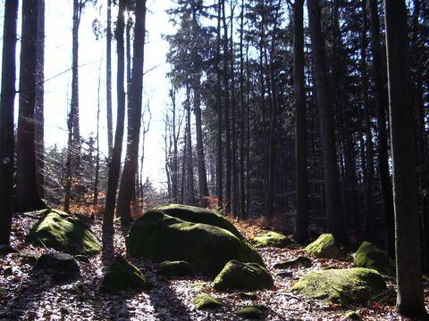 skalní mísy II