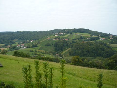 v okolí obce Svatá Anna
